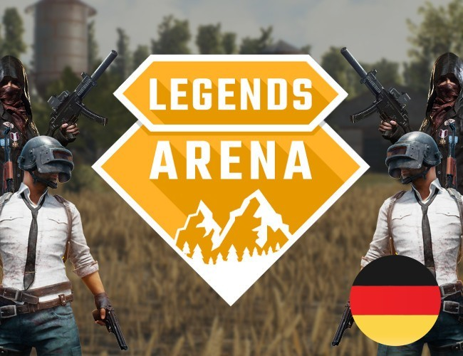 Legends Arena German Championship – Week #2