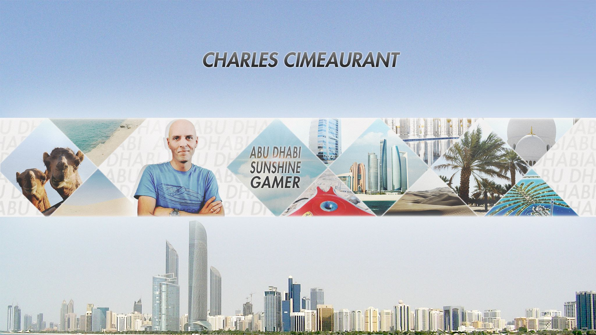 Streamerportrait: Charles Cimeaurant