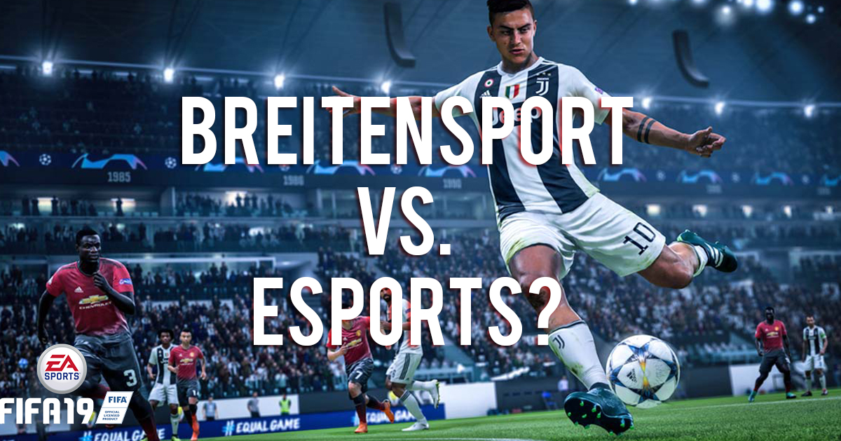 FIFA 19 – Profispieler vs. Mainstream