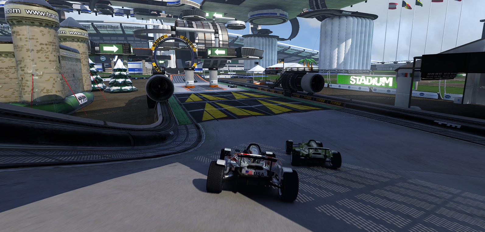 TrackMania Stars Competition Premiership 20